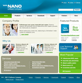 Фирмен или бизнес уеб сайт