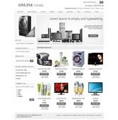 Безплатен Магенто темплейт за онлайн магазин