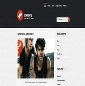 Безплатен Joomla 1.7 / 2.5 темплейт - Clarente
