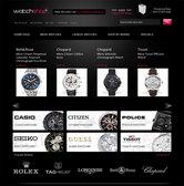Онлайн магазин за часовници с Магенто - FREE Magento темплейт