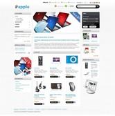 Безплатен темплейт за Prestashop apple стил