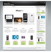 Безплатен темплейт за онлайн магазин с Prestashop