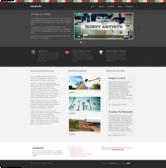 Wordpress темплейт за стилен бизнес уеб сайт
